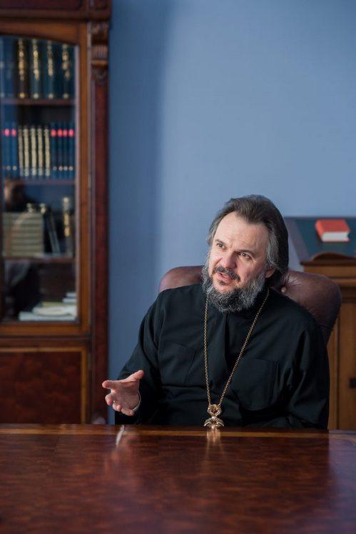 «Из студентов, которые потрепали мне нервы, получились отличные священники»