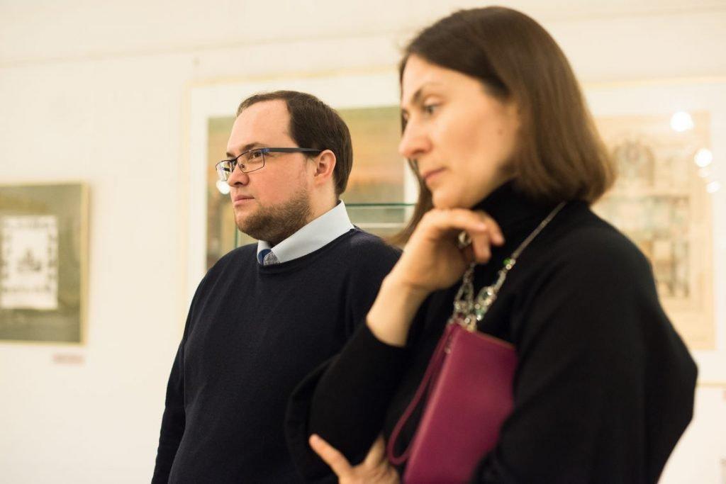 Студенты кафедры Церковной истории прослушали лекцию в Музейном комплексе «Конный двор»