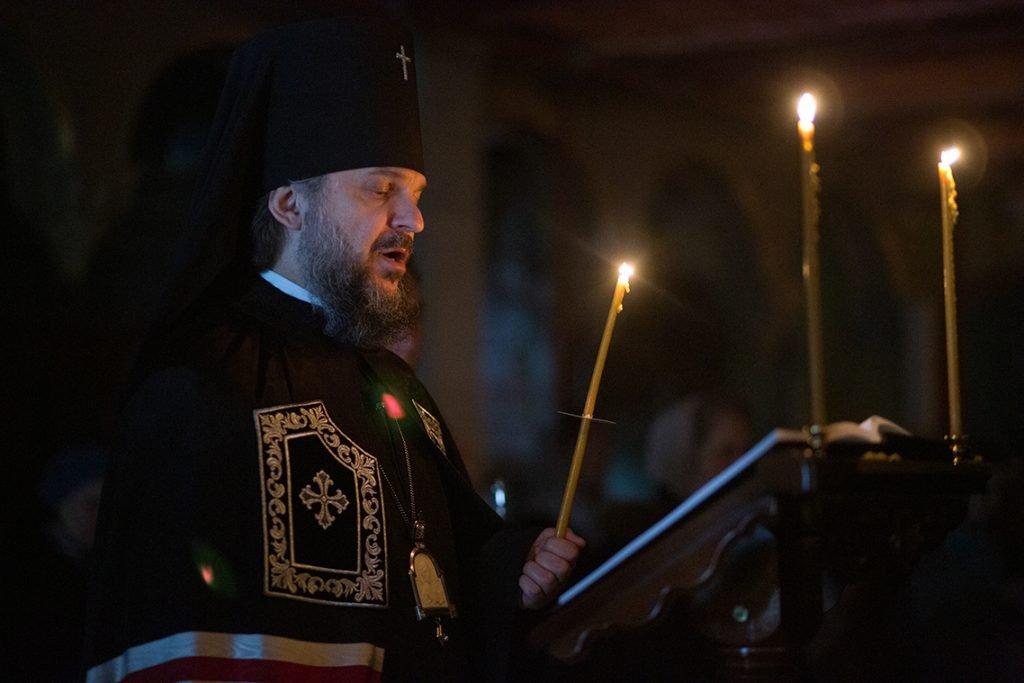 Песнь надежды и покаяния: в Академии прочли полный канон Андрея Критского