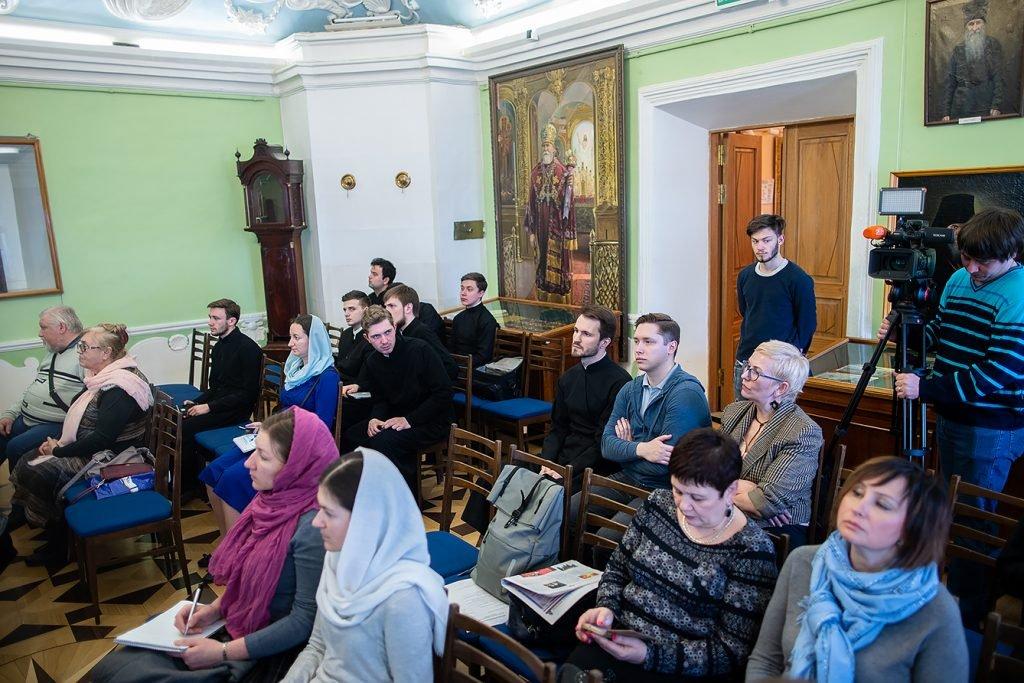В МДА прошёл круглый стол Союза журналистов Подмосковья