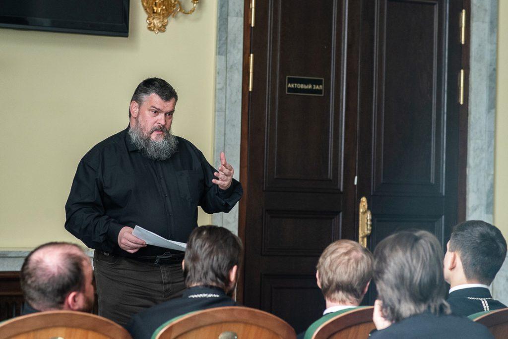 В Московской духовной академии обсудили перспективы развития института индивидуальных наставников