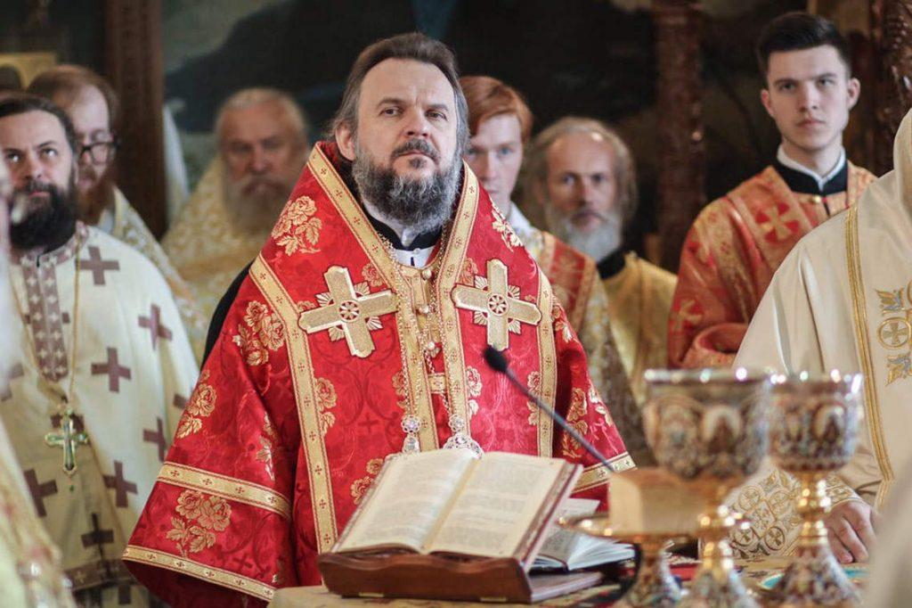 Ректор и хор МДА приняли участие в богослужениях в годовщину освящения русского храма на Кипре (+Видео)