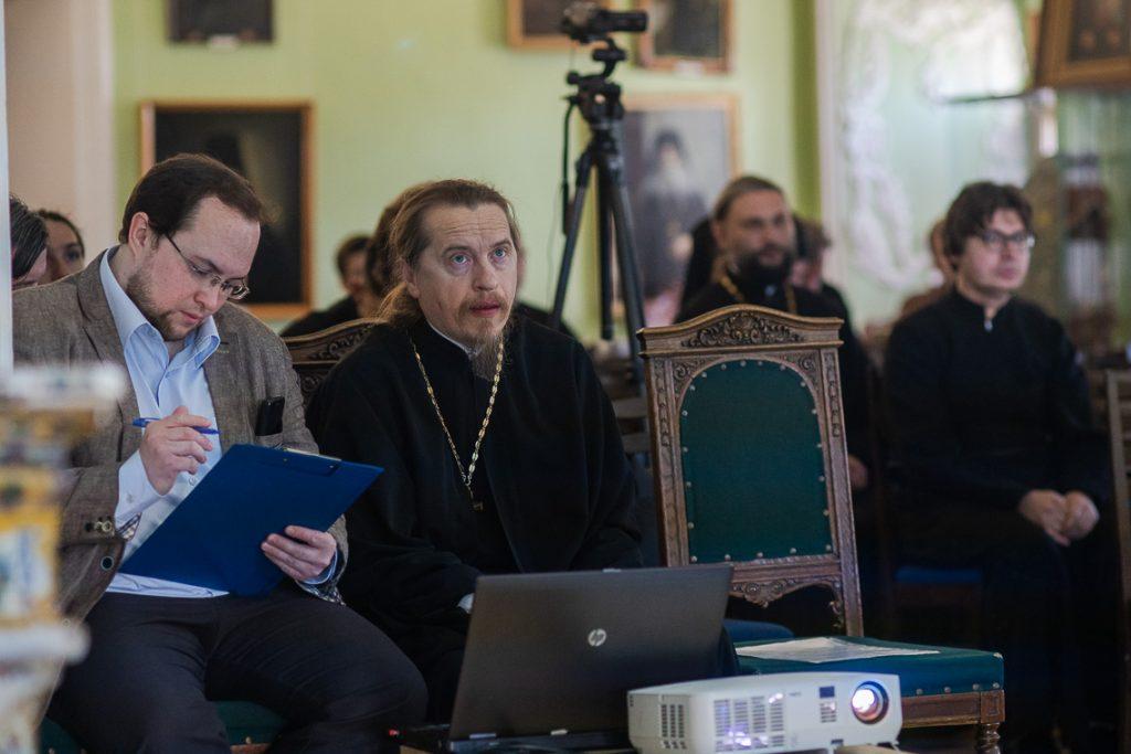 В Академии прошла национальная научная конференция «История Церкви: факт и мысль»