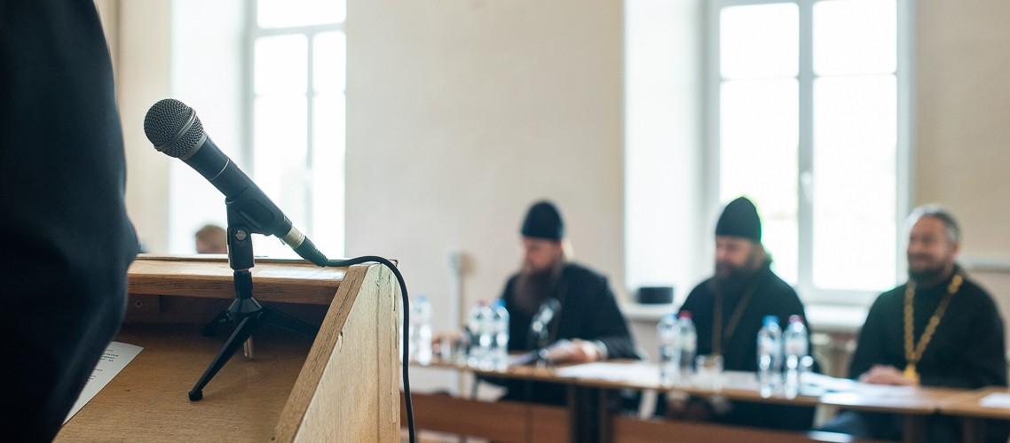 В Академии прошла защита бакалаврских выпускных квалификационных работ