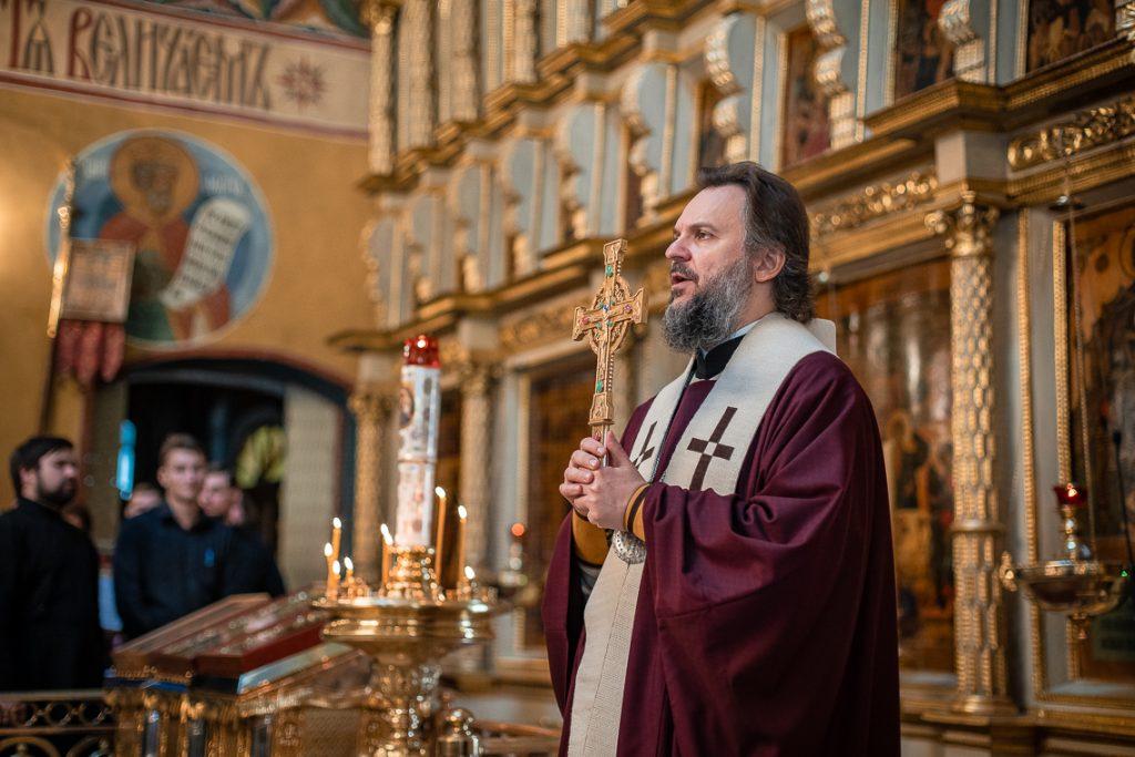 «Целители и чудотворцы преславные»: Академия почтила память святых Космы и Дамиана