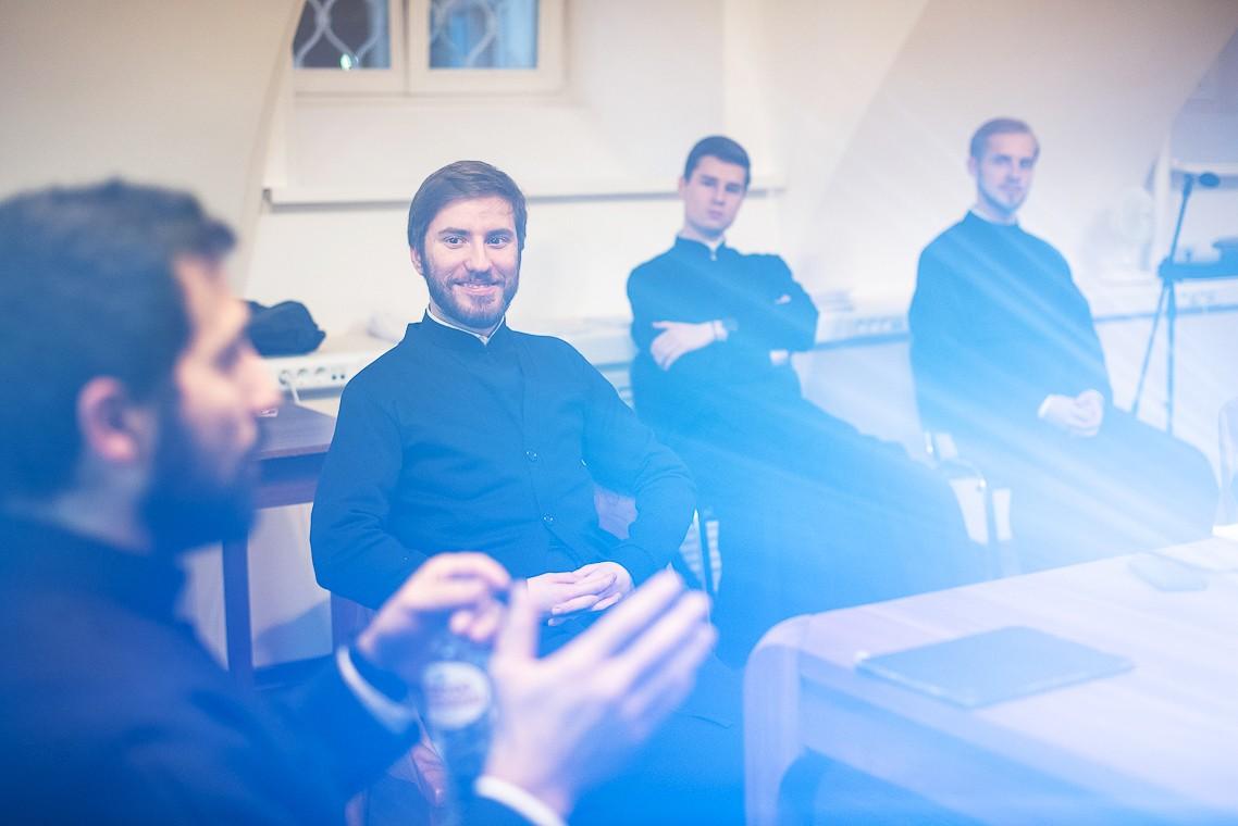 На кафедре Богословия прошел научный семинар, посвященный принципу «согласия отцов»