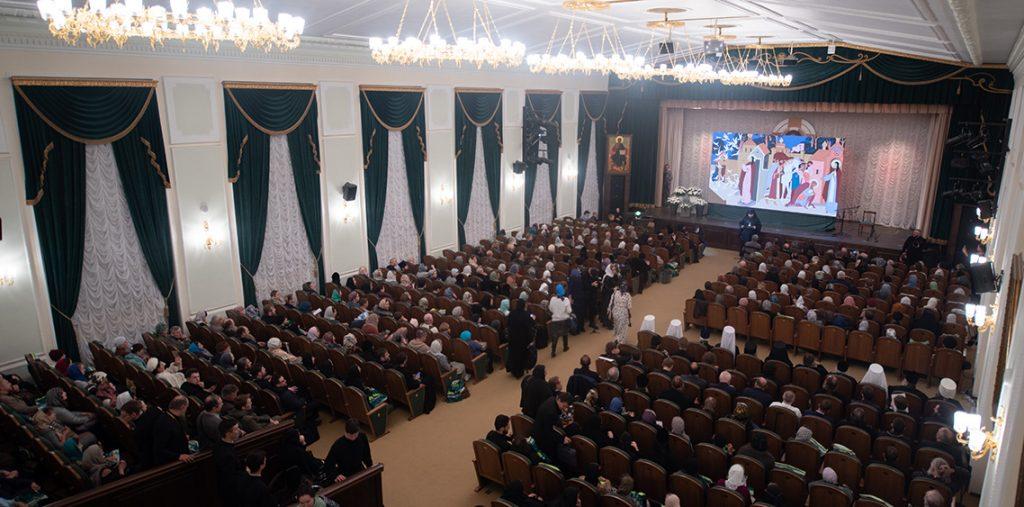 Картинки по запросу В Московской духовной академии прошли памятные мероприятия, посвященные 100-летию со дня рождения архимандрита Кирилла (Павлова)