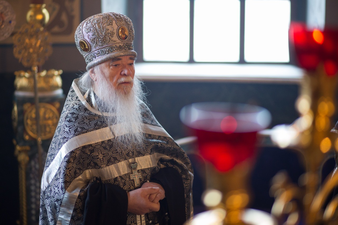Архимандрит Пантелеимон (Якименко)